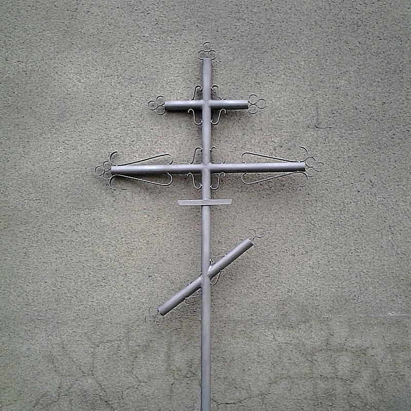Крест надгробный своими руками 58